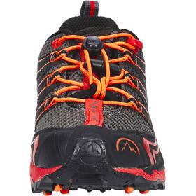La Sportiva Falkon Low Shoes Kids Carbon/Flame